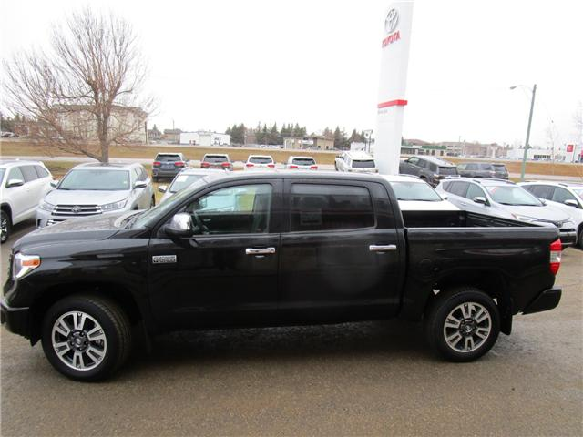 2019 Toyota Tundra Platinum 5.7L V8 (Stk: 199017) in Moose Jaw - Image 2 of 29