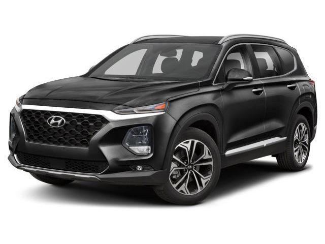 2019 Hyundai Santa Fe Luxury (Stk: 90056) in Goderich - Image 2 of 10