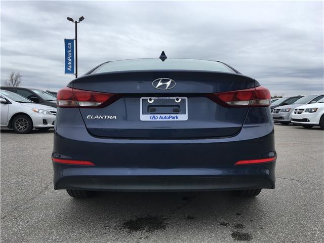 2018 Hyundai Elantra GL SE (Stk: 18-80675RJB) in Barrie - Image 6 of 26