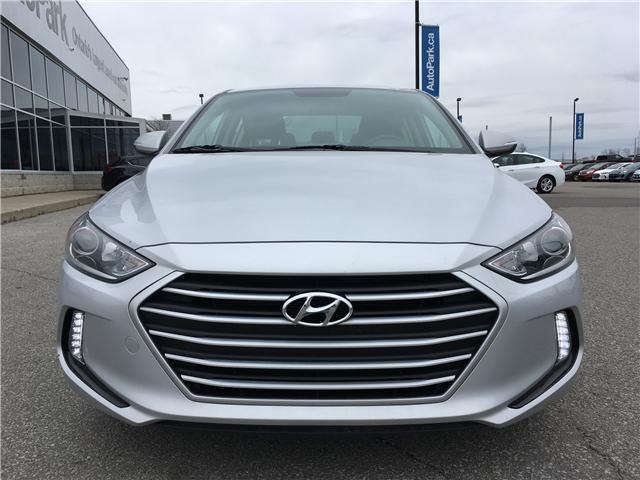2018 Hyundai Elantra GL SE (Stk: 18-64970RJB) in Barrie - Image 2 of 27
