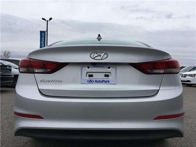 2018 Hyundai Elantra GL SE (Stk: 18-64970RJB) in Barrie - Image 6 of 27