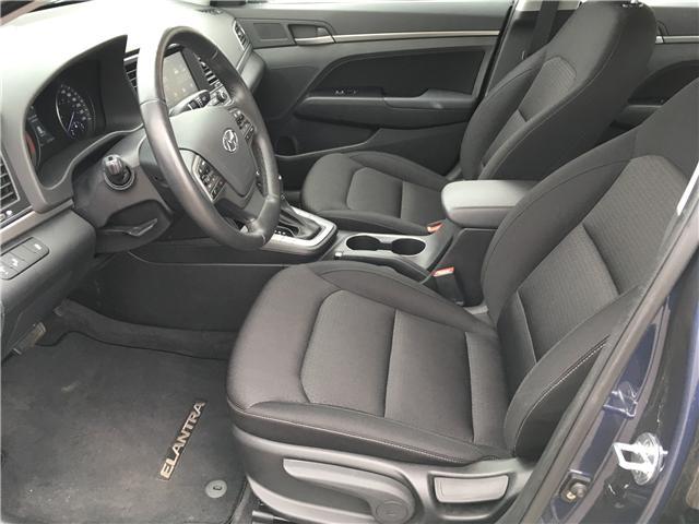 2018 Hyundai Elantra GL SE (Stk: 18-80675RJB) in Barrie - Image 12 of 26