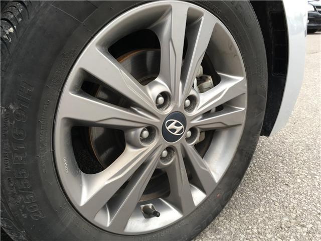 2018 Hyundai Elantra GL SE (Stk: 18-64970RJB) in Barrie - Image 10 of 27