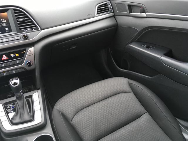 2018 Hyundai Elantra GL SE (Stk: 18-80675RJB) in Barrie - Image 21 of 26