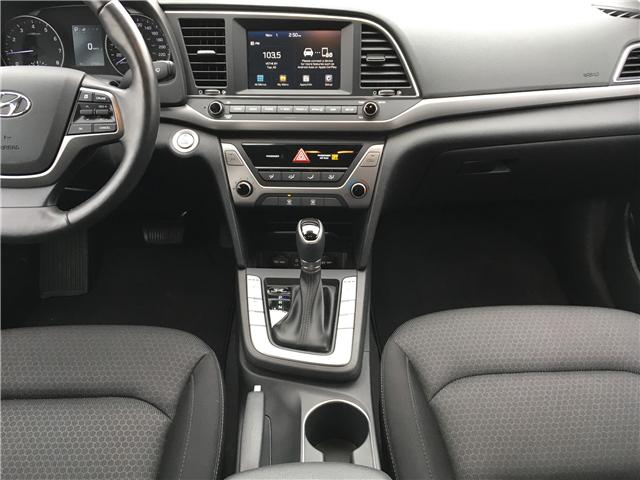 2018 Hyundai Elantra GL SE (Stk: 18-80675RJB) in Barrie - Image 22 of 26