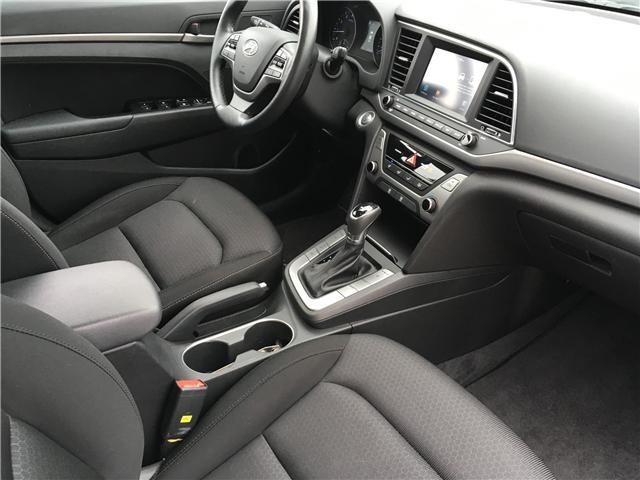 2018 Hyundai Elantra GL SE (Stk: 18-64970RJB) in Barrie - Image 19 of 27