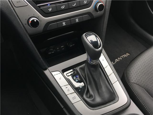 2018 Hyundai Elantra GL SE (Stk: 18-64970RJB) in Barrie - Image 24 of 27