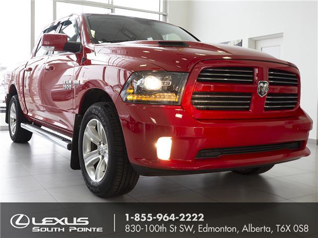 2013 RAM 1500 Sport (Stk: L8D0656A) in Edmonton - Image 1 of 21