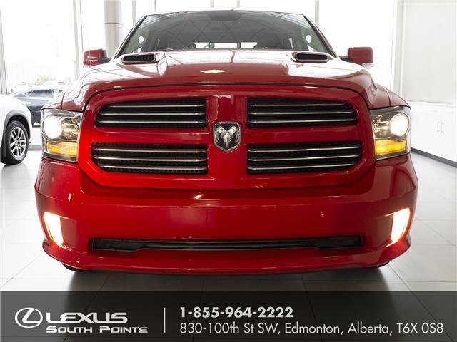 2013 RAM 1500 Sport (Stk: L8D0656A) in Edmonton - Image 2 of 21