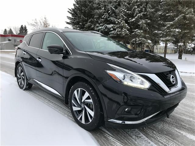 2017 Nissan Murano Platinum (Stk: T19-27A) in Nipawin - Image 1 of 26