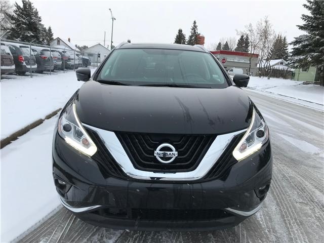 2017 Nissan Murano Platinum (Stk: T19-27A) in Nipawin - Image 2 of 26