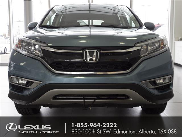 2015 Honda CR-V EX (Stk: L800396A) in Edmonton - Image 2 of 21