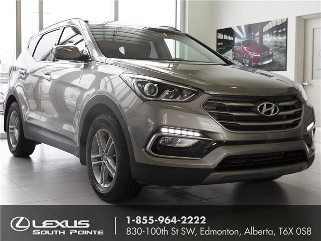 2018 Hyundai Santa Fe Sport 2.4 Premium (Stk: L900043A) in Edmonton - Image 1 of 17