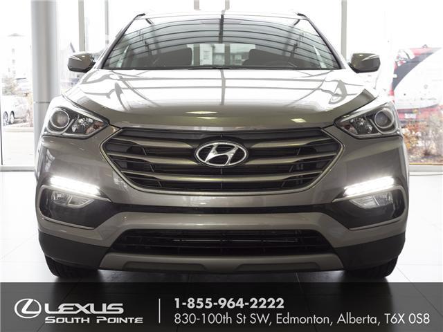 2018 Hyundai Santa Fe Sport 2.4 Premium (Stk: L900043A) in Edmonton - Image 2 of 17