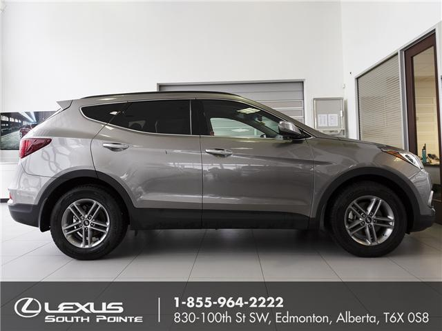 2018 Hyundai Santa Fe Sport 2.4 Premium (Stk: L900043A) in Edmonton - Image 3 of 17