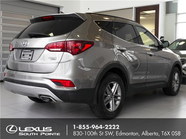 2018 Hyundai Santa Fe Sport 2.4 Premium (Stk: L900043A) in Edmonton - Image 4 of 17