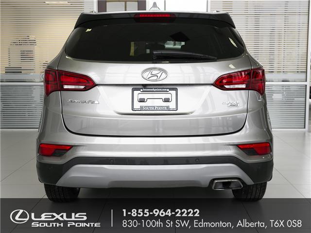 2018 Hyundai Santa Fe Sport 2.4 Premium (Stk: L900043A) in Edmonton - Image 5 of 17