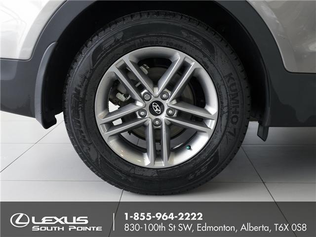 2018 Hyundai Santa Fe Sport 2.4 Premium (Stk: L900043A) in Edmonton - Image 6 of 17