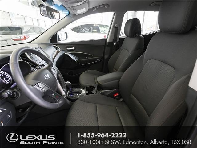 2018 Hyundai Santa Fe Sport 2.4 Premium (Stk: L900043A) in Edmonton - Image 9 of 17