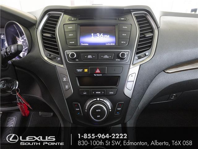 2018 Hyundai Santa Fe Sport 2.4 Premium (Stk: L900043A) in Edmonton - Image 13 of 17