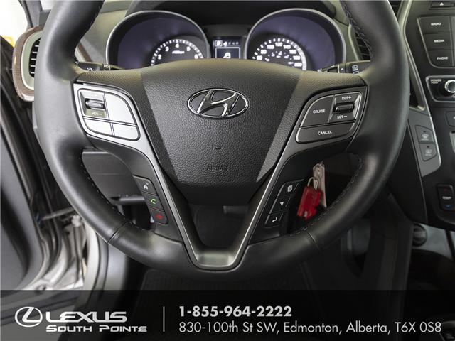 2018 Hyundai Santa Fe Sport 2.4 Premium (Stk: L900043A) in Edmonton - Image 12 of 17