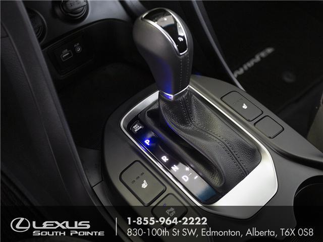 2018 Hyundai Santa Fe Sport 2.4 Premium (Stk: L900043A) in Edmonton - Image 15 of 17
