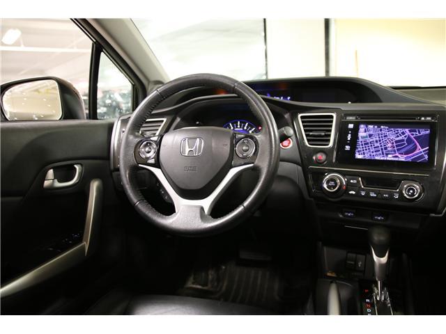 2014 Honda Civic EX-L Navi (Stk: AP3100) in Toronto - Image 26 of 28