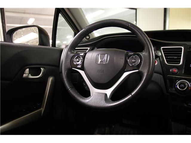 2014 Honda Civic EX-L Navi (Stk: AP3100) in Toronto - Image 27 of 28