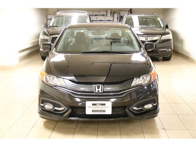 2014 Honda Civic EX-L Navi (Stk: AP3100) in Toronto - Image 8 of 28