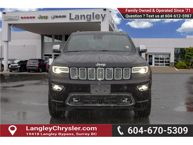 2018 Jeep Grand Cherokee Overland (Stk: EE898870) in Surrey - Image 2 of 20