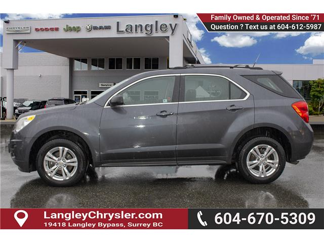 2011 Chevrolet Equinox LS (Stk: EE896250A) in Surrey - Image 4 of 18
