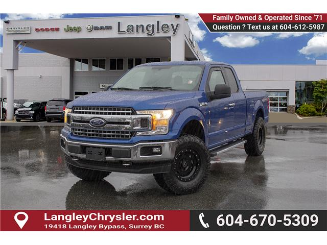 2018 Ford F-150 XLT (Stk: EE897090A) in Surrey - Image 3 of 19