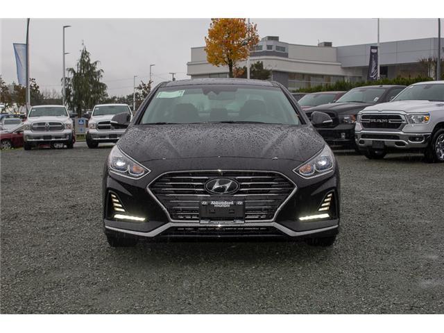 2018 Hyundai Sonata Hybrid Limited (Stk: JS087019) in Abbotsford - Image 2 of 27