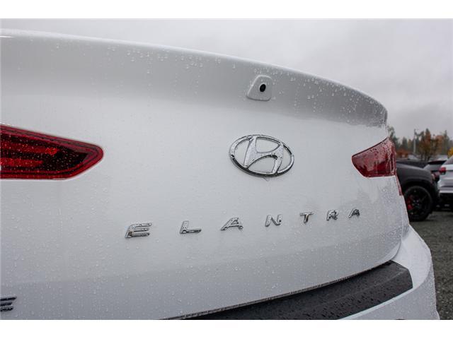 2019 Hyundai Elantra  (Stk: KE737586) in Abbotsford - Image 9 of 26