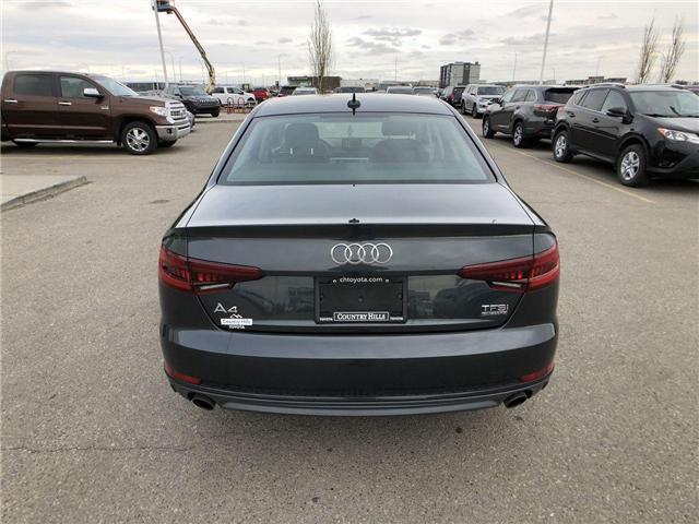 2018 Audi A4 2.0T Komfort (Stk: 284249) in Calgary - Image 7 of 15
