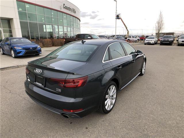 2018 Audi A4 2.0T Komfort (Stk: 284249) in Calgary - Image 8 of 15