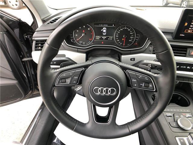 2018 Audi A4 2.0T Komfort (Stk: 284249) in Calgary - Image 10 of 15