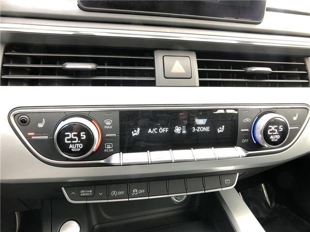 2018 Audi A4 2.0T Komfort (Stk: 284249) in Calgary - Image 13 of 15