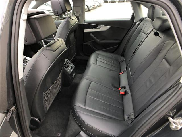 2018 Audi A4 2.0T Komfort (Stk: 284249) in Calgary - Image 15 of 15