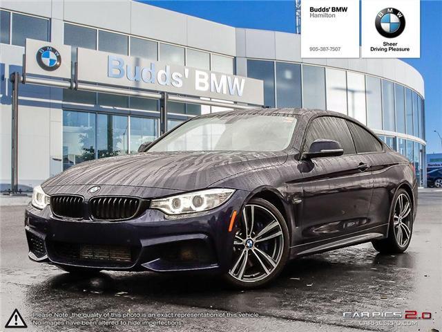 2016 BMW 435i  (Stk: B77220A) in Hamilton - Image 1 of 24
