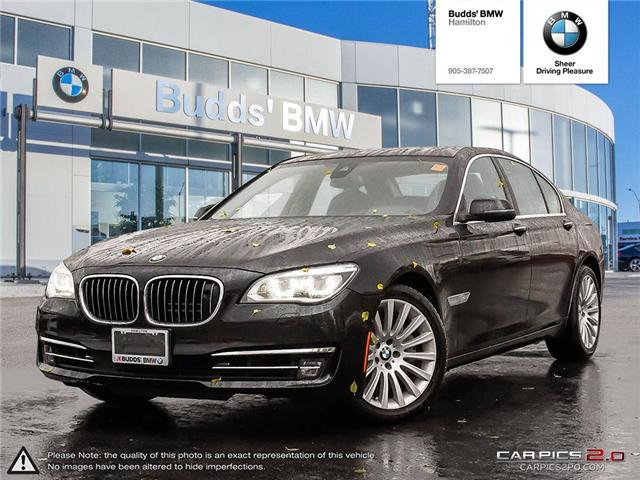 2015 BMW 750  (Stk: DH3096) in Hamilton - Image 1 of 24