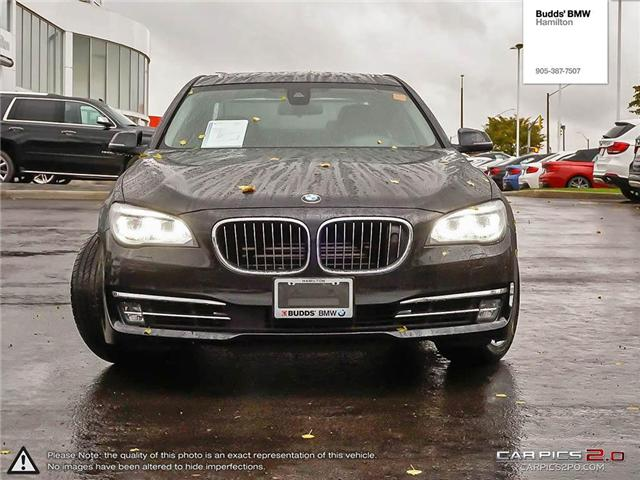 2015 BMW 750  (Stk: DH3096) in Hamilton - Image 2 of 24
