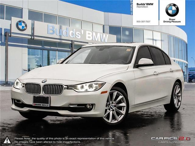2014 BMW 328i xDrive (Stk: DH3114) in Hamilton - Image 1 of 27