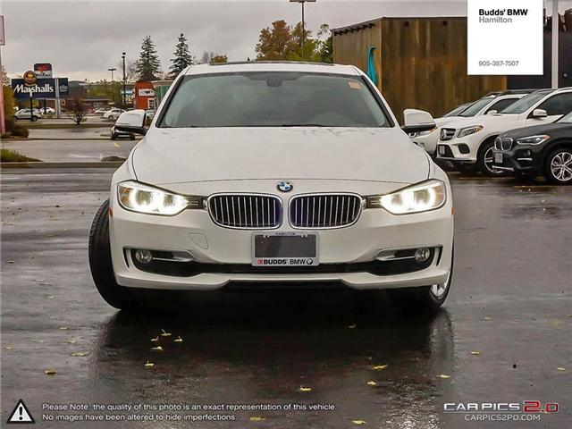 2014 BMW 328i xDrive (Stk: DH3114) in Hamilton - Image 2 of 27