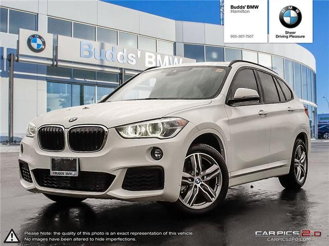 2018 BMW X1 xDrive28i (Stk: T25847A) in Hamilton - Image 1 of 27