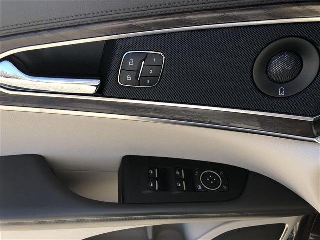 2018 Lincoln MKX Reserve (Stk: LX18974A) in Barrie - Image 4 of 25