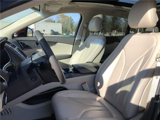 2018 Lincoln MKX Reserve (Stk: LX18974A) in Barrie - Image 6 of 25