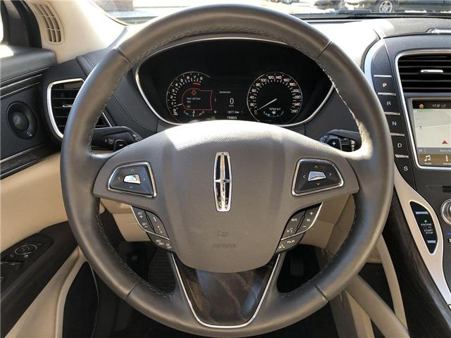 2018 Lincoln MKX Reserve (Stk: LX18974A) in Barrie - Image 7 of 25