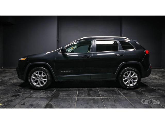2016 Jeep Cherokee North (Stk: CT18-625) in Kingston - Image 1 of 50