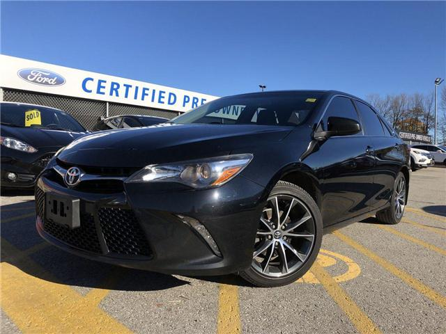 2015 Toyota Camry XSE (Stk: FP181548A) in Barrie - Image 1 of 30